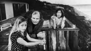 Joan Didion and family