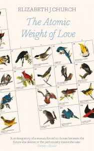 Atomic Weight of Love Cover